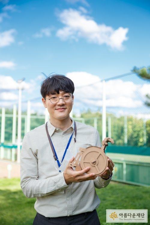 경기도재활공학서비스연구지원센터 박준욱팀장