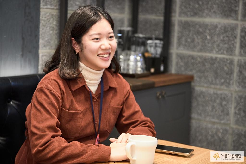 강북구치매안심센터 이은민 간호사님