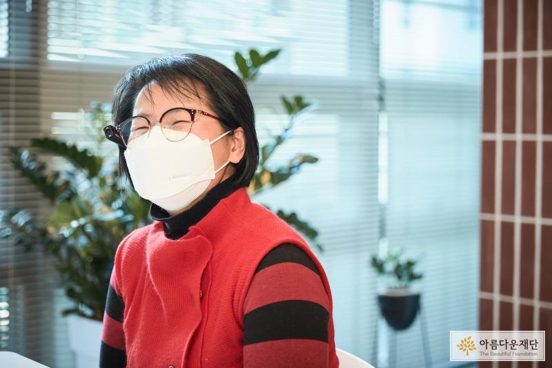 2020 여성장애인 맞춤형 보조기기 지원사업 - 강희영님