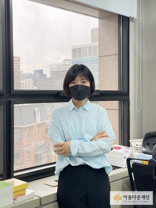 국제아동인권센터 김희진 사무국장/변호사