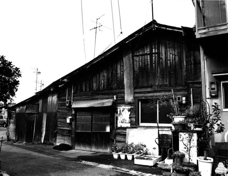 우토로 함바집(출처 : 우토로 디지털 아카이브)