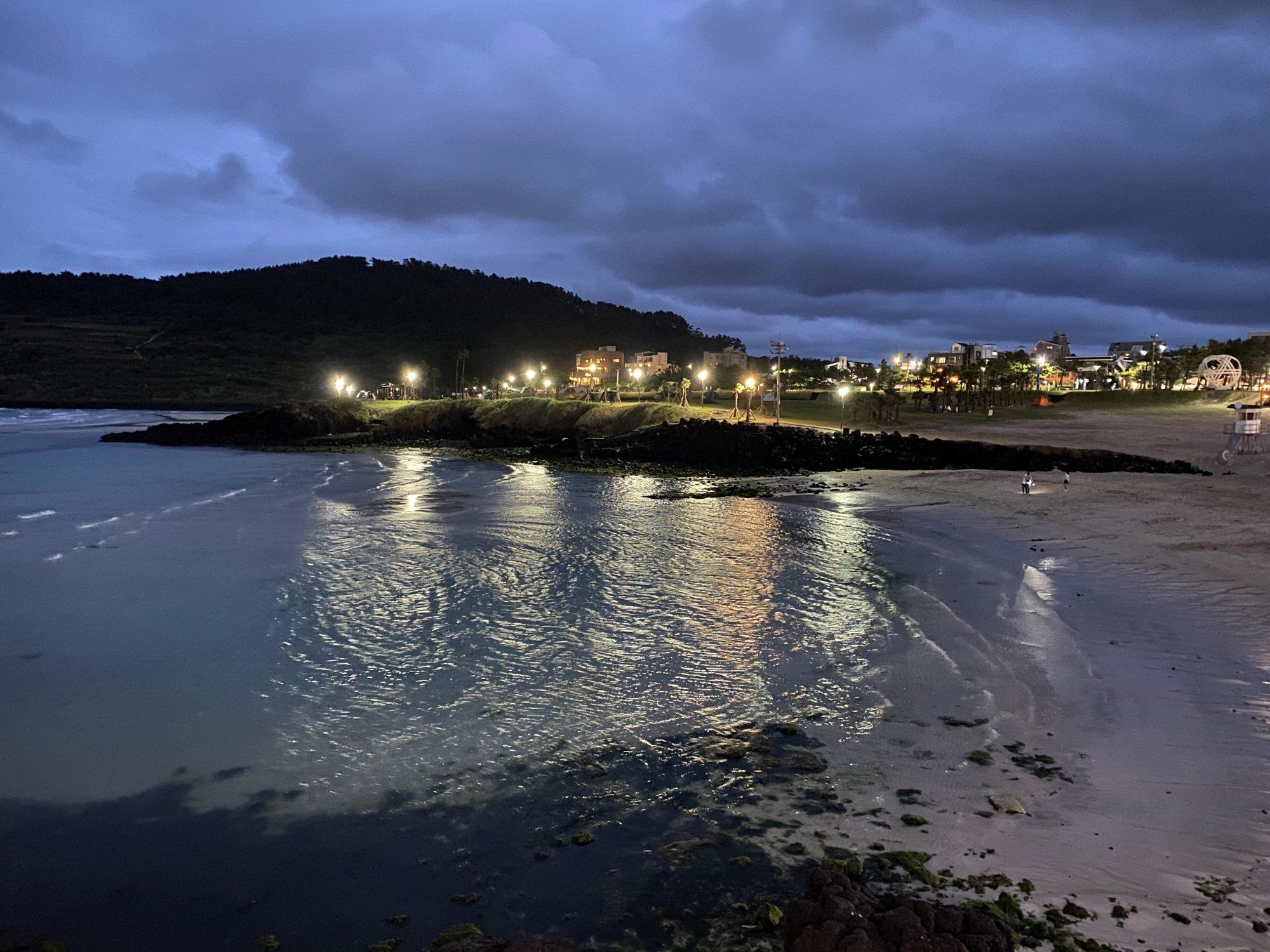 함덕해변 사진