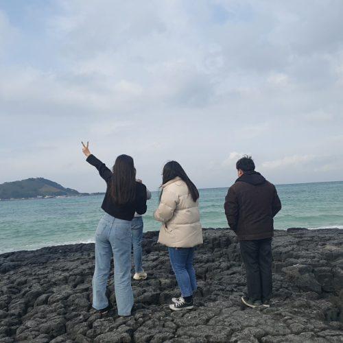 청년자립정착꿈 그룹여행 중